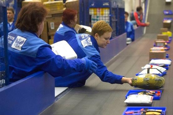 Сколько времени посылка может храниться на почте?