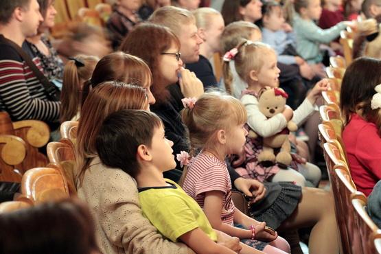 Многодетные тюменцы могут присоединиться к театральной деятельности