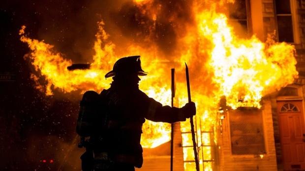 Пожар в колонии в Тюмени: семеро заключенных отравились дымом