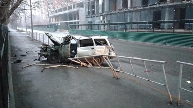 Водитель погиб на месте. Тюменца, который устроил смертельное ДТП в центре города, будут судить