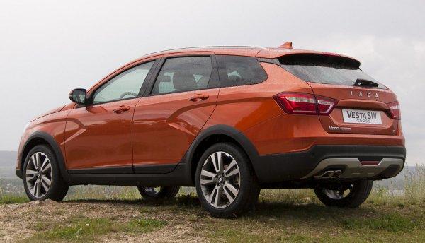 LADA Vesta SW Cross затмила «Мазду 6»: Владелец признался, что не пожалел о смене авто