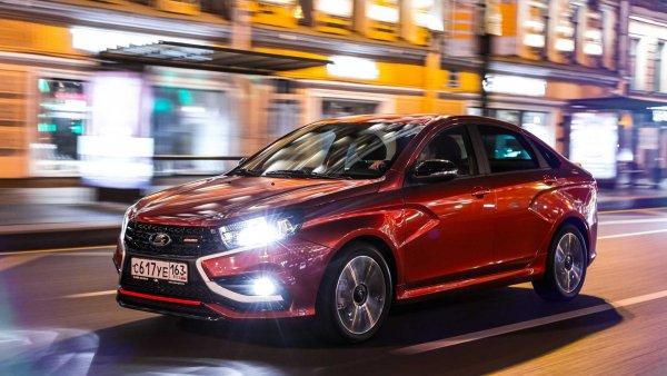 «Горячая заруба»: LADA Vesta Sport сравнили в драг-рейсинге с VW Polo и «корейцами»