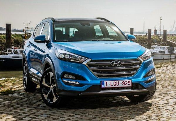 «Действительно бодрит»: Блогер рассказал, чего ждать от дизельного Hyundai Tucson