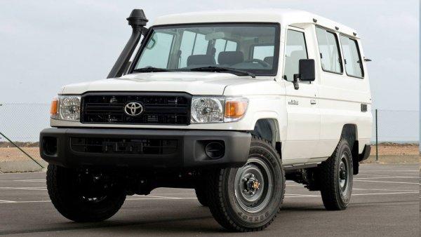 Настоящий и честный: Чем так хорош Toyota Land Cruiser 78