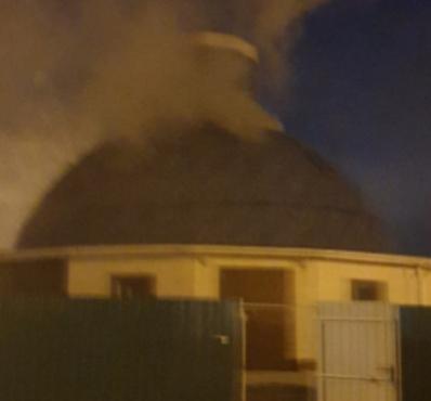 Возили воду за 2 км: в тюменском селе сгорели купольные дом и баня