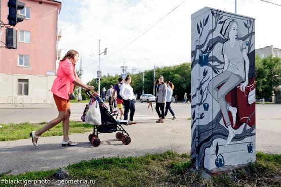 Тюменцев ждет фестиваль уличных искусств
