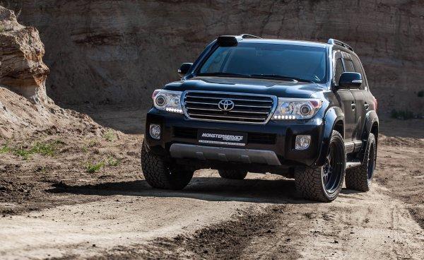 Нет смысла брать «Крузак» без ГБО: Блогер раскрыл «всю правду» о Toyota Land Cruiser 200