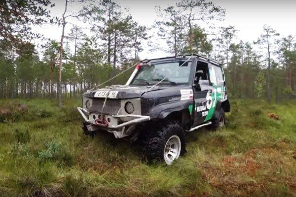 «Полтора миллиона, которые никогда не окупятся»: Доработанный Toyota Land Cruiser 70 TP1 показали в сети