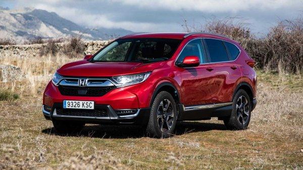 «Сервант» за 2,6 миллионов: Блогер поделился обзором нового Honda CR-V