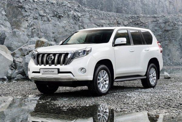 «Чисто прадиковская болячка»: Почему Toyota Land Cruiser Prado проседает влево – сеть