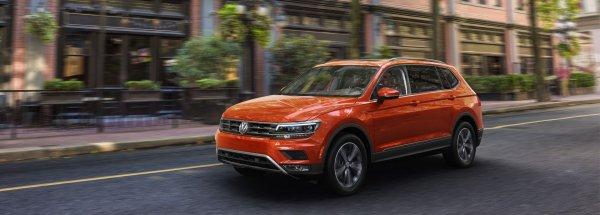 Эталон в своём классе: ТОП-5 причин купить Volkswagen Tiguan