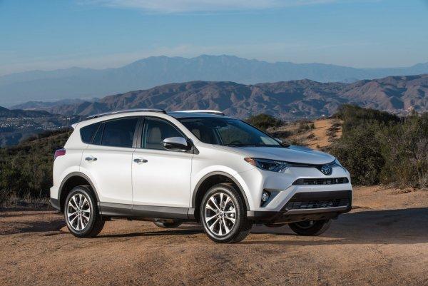 Блогер протестировал Toyota RAV4 – Когда не жалко отдать 2,5 «мульта» за надежность