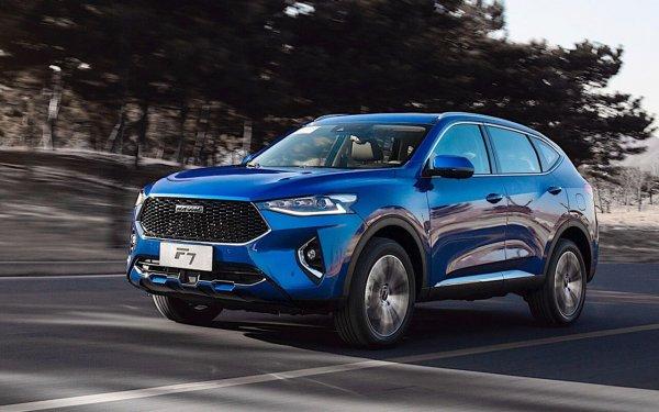 Как «заарканить» Haval F7? Эксперт сравнил Renault Arkana с китайским конкурентом