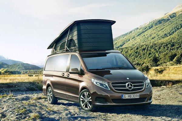 «Ржавый» дом на колесах: Mercedes-Benz снова отзывает свои автомобили в России