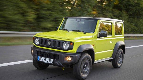 «Вот бы новая Нива была такой»: Вседорожные возможности нового Suzuki Jimny раскрыл блогер