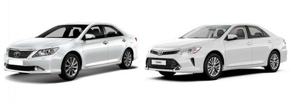 Делать ли чип-тюнинг или колеса решают все? В сети сравнили Toyota Camry XV50 c Camry XV55 c «чипом»