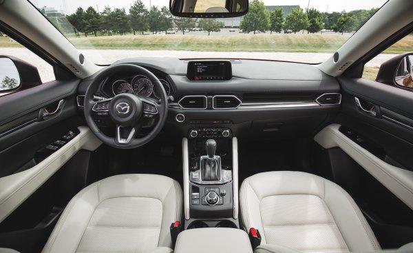 Эксперт про обновленную Mazda CX-5: До уровня «Лексуса» не хватает лишь шторок