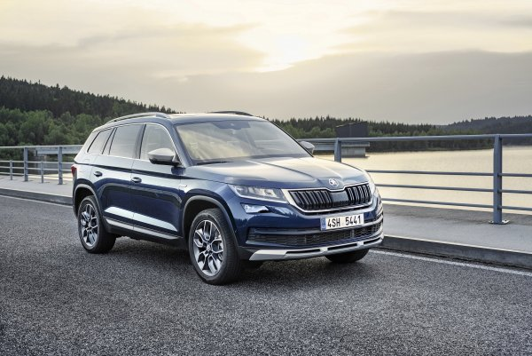 «И это в машине за 1,6 миллиона»: Автовладелец рассказал, что его раздражает в Skoda Kodiaq 2018