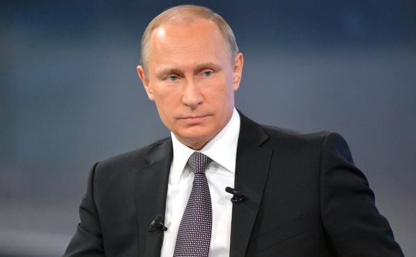 Владимир Путин поздравил жителей Тюменской области с 75-летием региона