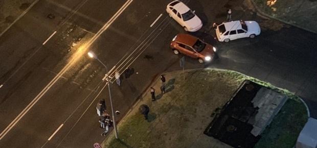В Югре погиб мотоциклист, въехавший в разворачивающийся автомобиль