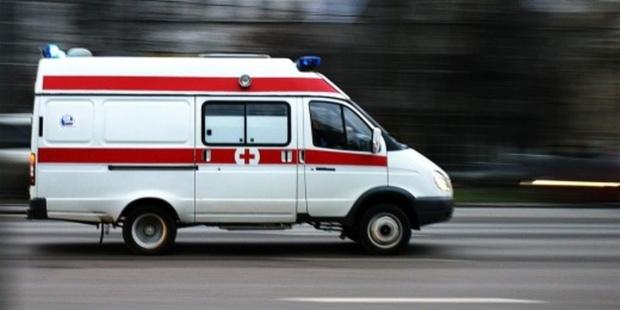 Пациент угнал машину скорой помощи