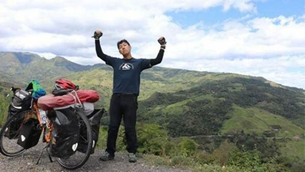 Мужчина погиб в ходе кругосветного путешествия на велосипеде