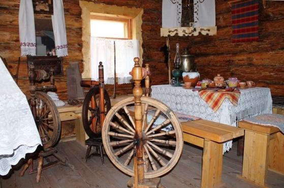 В конце лета в тюменской деревне откроется музей крестьянского быта