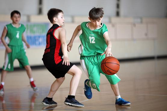 В тюменской школе появится класс пятиклассников-баскетболистов