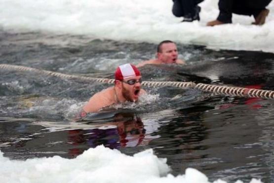 В Тюмени пройдут соревнования для моржей самого высокого уровня