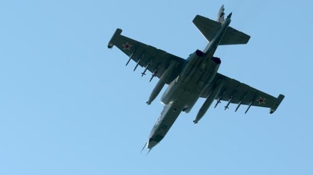 В Ставропольском крае рухнул штурмовик - транспорт взорвался, летчики не найдены