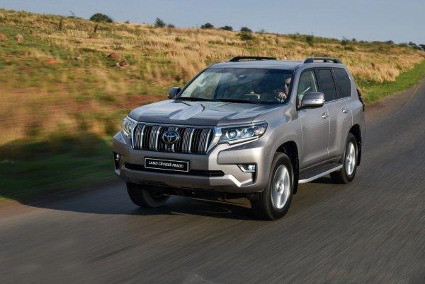 «2,8 литра – помойка!»: Почему лучше брать Toyota Land Cruiser Prado с 3,0-литровым мотором – сеть