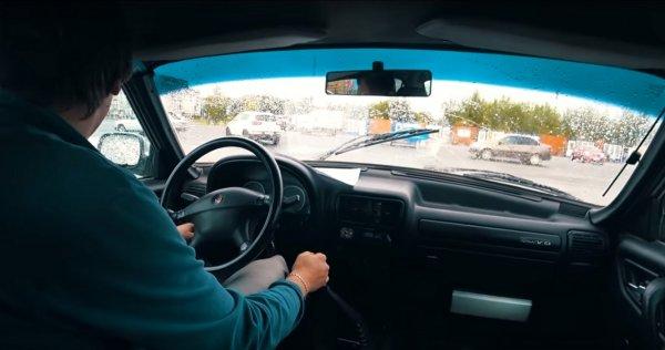 «Почти Chrysler»: Чего ждать от «Волги» за 29 000 рублей – блогер