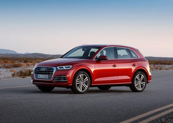 Skoda Kodiaq против Audi Q5: Стоит ли переплачивать за премиум?