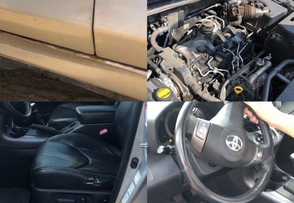Mitsubishi и Mazda ржавеют быстрее: Стоит ли покупать Toyota RAV4 с пробегом в 250 000 км – блогер