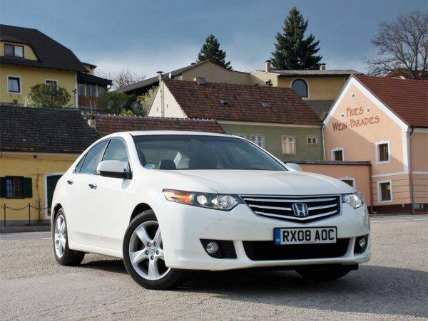 Кузов, который все хотят: Чем плох и хорош Honda Accord 8 – блогер
