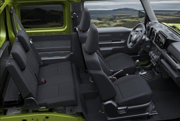 Японская «Нива» за 1,5 млн: Автоэксперт поделился обзором нового Suzuki Jimny