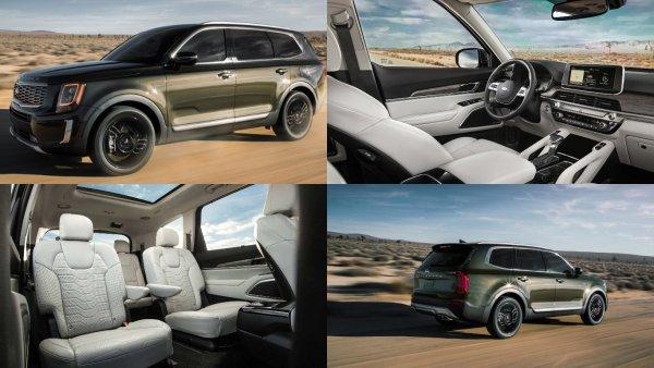 «С ума сойдете!»: О новой модели Kia Telluride 2020 рассказал блогер