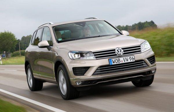 В чем же разница? Специалист сравнил два поколения Volkswagen Touareg