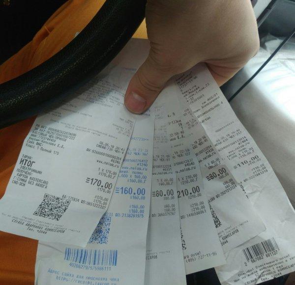 «Кассиры разводят на деньги»: В сети рекомендуют обращать внимание на чеки при оплате проезда на М4 «Дон»