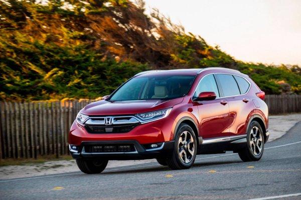 «Равчик, подвинься»: Обзорщица расхвалила новую Honda CR-V 2019 Hybrid