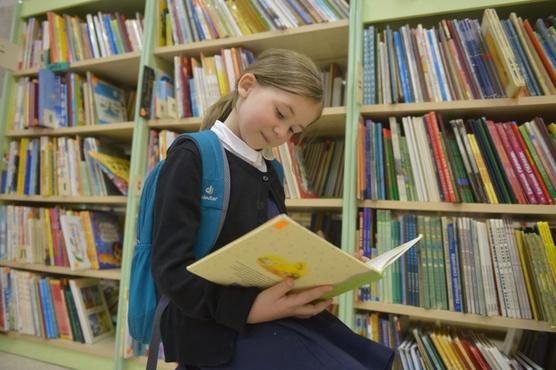 Тюменские школьники проявляют больше интереса к библиотекам