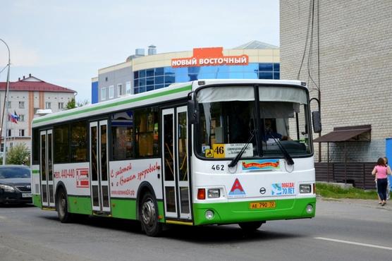 Тюмень стала лучшим городом страны по качеству работы автобусов и маршруток