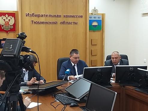 В Тюменской области проходит Единый День голосования