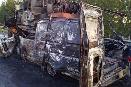 Две женщины из Тюменской области сгорели в
