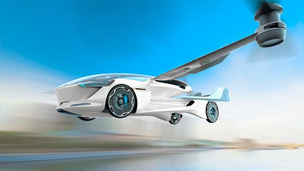 В скором будущем начнется серийный выпуск летающих автомобилей