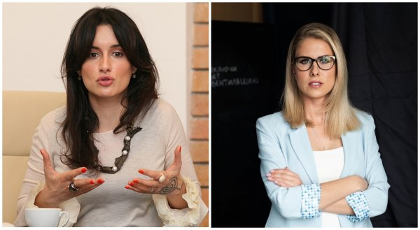 Перевоспитание пощечиной: Канделаки предложила плюнуть в лицо Соболь за конфликт с Симоньян