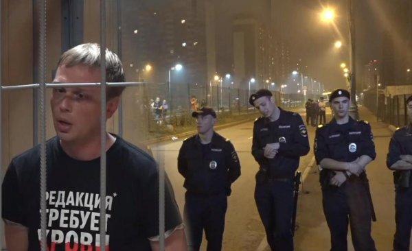 «…с иглы ментовского одобрения»: Свобода слова в России погаснет на журналисте «Медузы»?