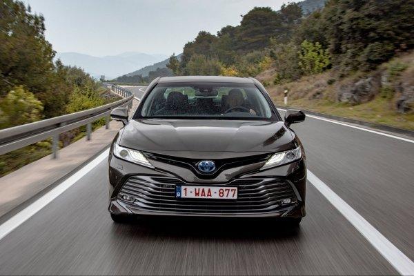 Самая громкая «Камрюха» России: Блогер рассказал о «заряженной» Toyota Camry 2019 за 4 миллиона рублей