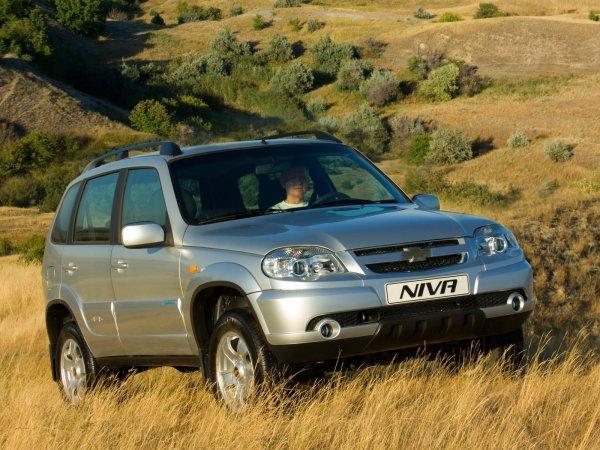 Chevrolet Niva GLC: Стоит ли покупать в 2019 году? – блогер