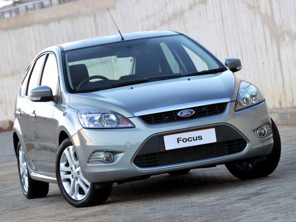 Основные «болячки» Ford Focus II
